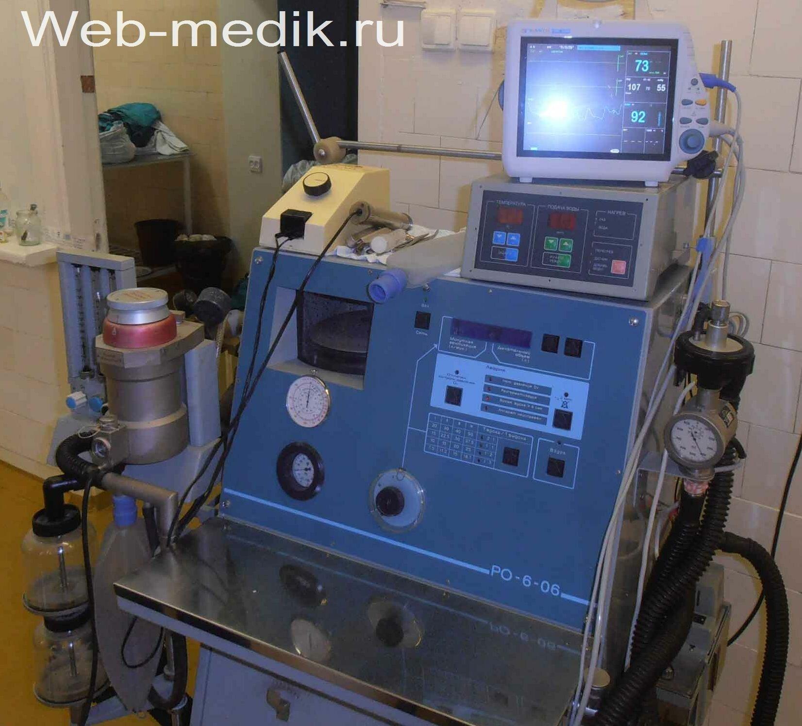 Компоненты и этапы анестезиологического пособия